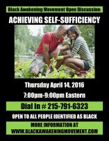 achieving-self-sufficiency-flyer