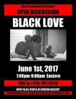 Black Love Flyer