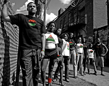 black unity bw