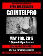 COINTELPRO flyer