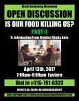 FOOD KILLING US Flyer PART 2