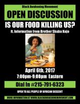FOOD KILLING US Flyer-