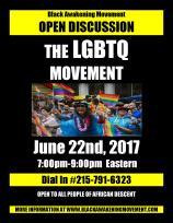 LGBTQ Flyer