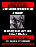 making-black-liberation-a-reality-open-discussion-flyer