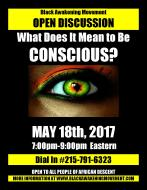 What does it mean to be conscious flyer