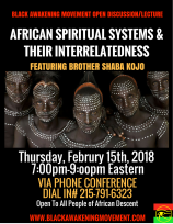 African Spiritual Systems