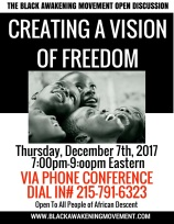 Creating A Vision of Freedom