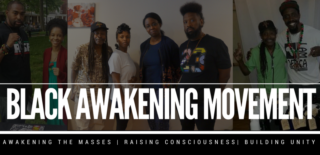 BLACK AWAKENING MOVEMENT
