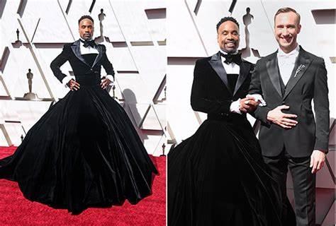 billy porter dress